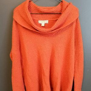Michael Kors orange sweater